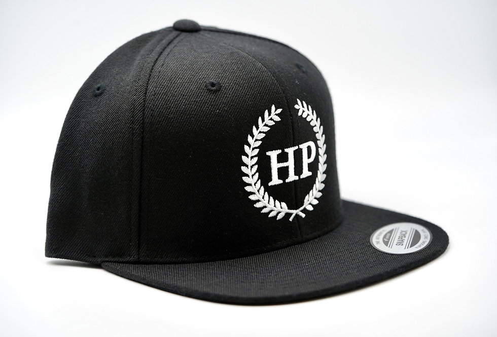 Black Flex-Fit Hat