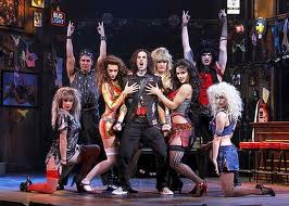 Rock of Ages Australia Tour