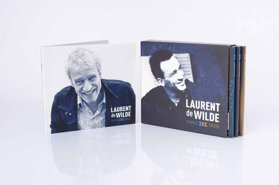 Laurent de Wilde - 3X3, 2019