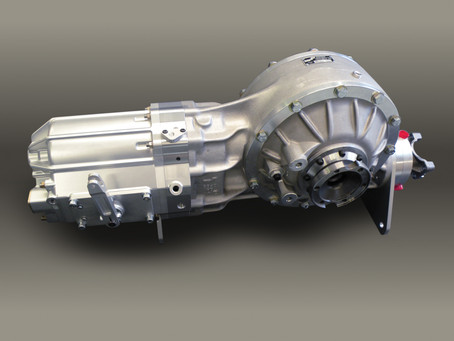 Introducing the Quick Change 6-speed transaxle conversion