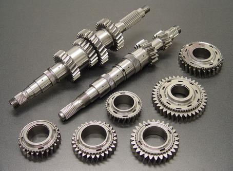 New sequential 6-speed gear set for Lamborghini Gallardo/Audi R8