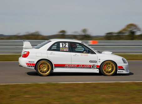 Roger Clark Motorsport becomes exclusive UK distributor for PPG Subaru products