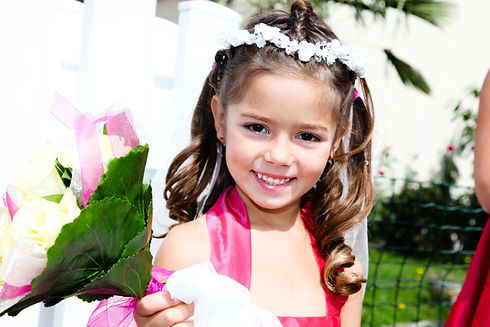 Mariée enfant