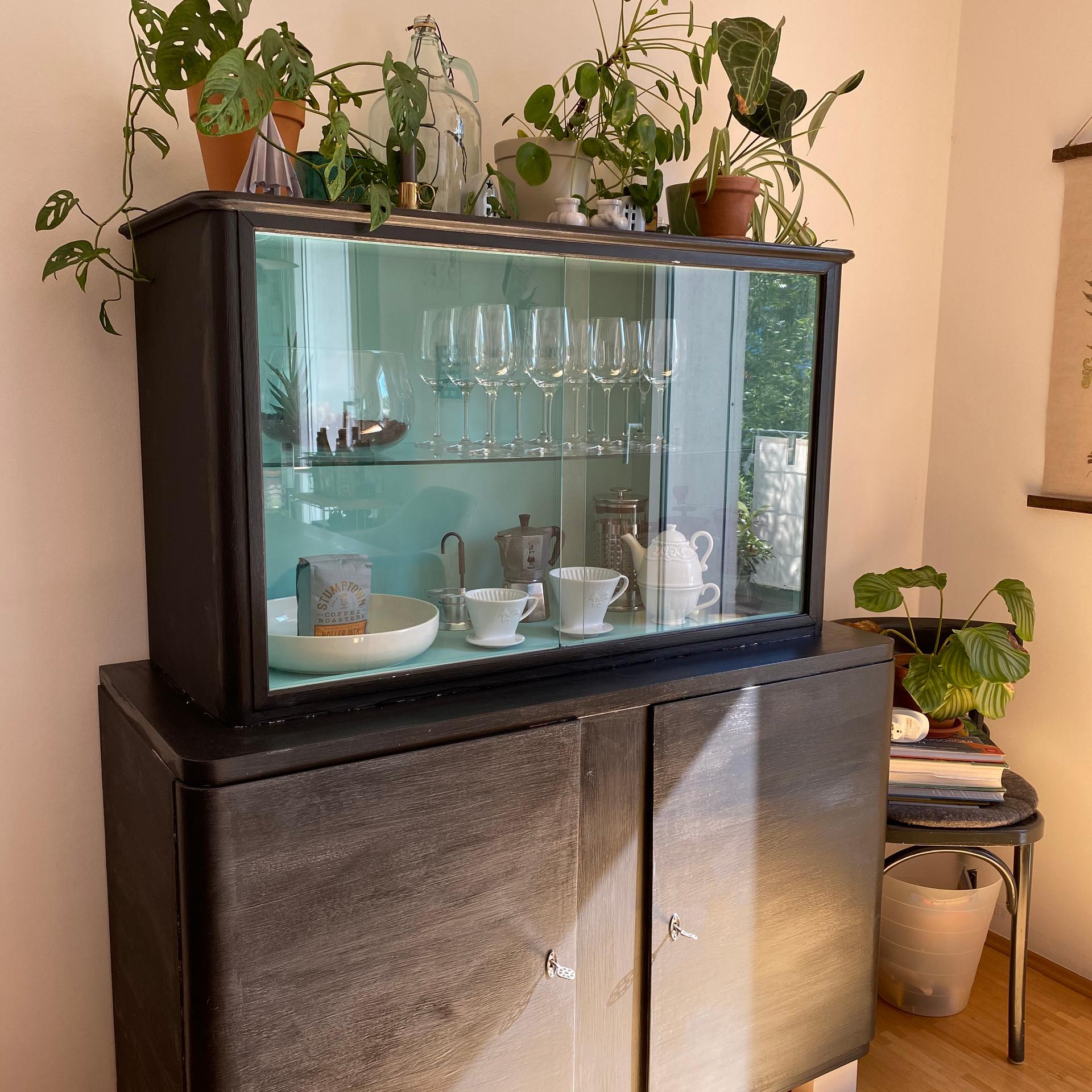 Möbel mit Anna von Mangoldt Kreidefarbe