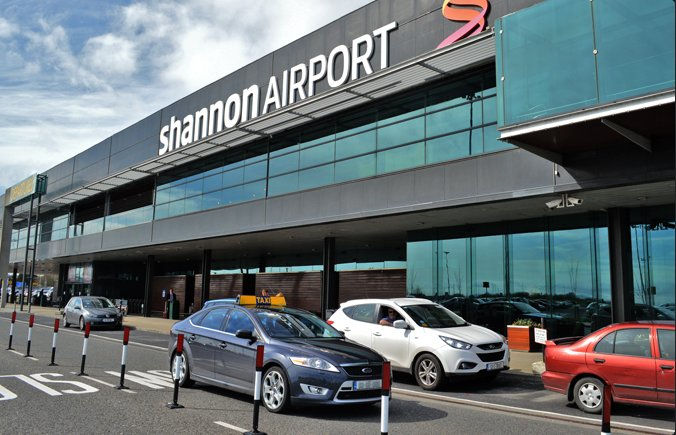 Shannon Airport to Galway