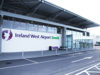 Knock Airport to Galway