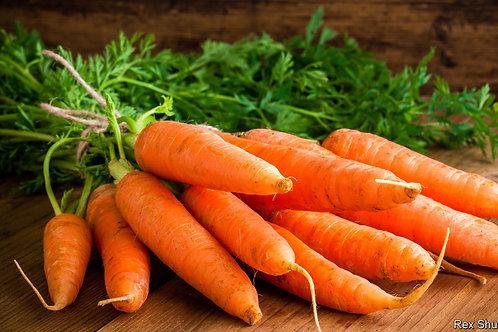Carrots (2 lb bag) - each