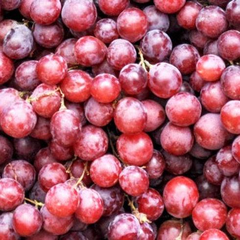 Red Grapes - per lb