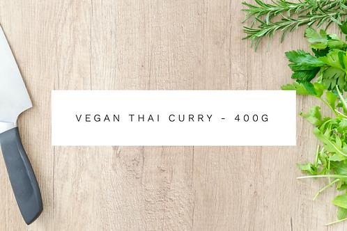 Vegan Thai Curry w/ Cauliflower and Chickpeas - 400g