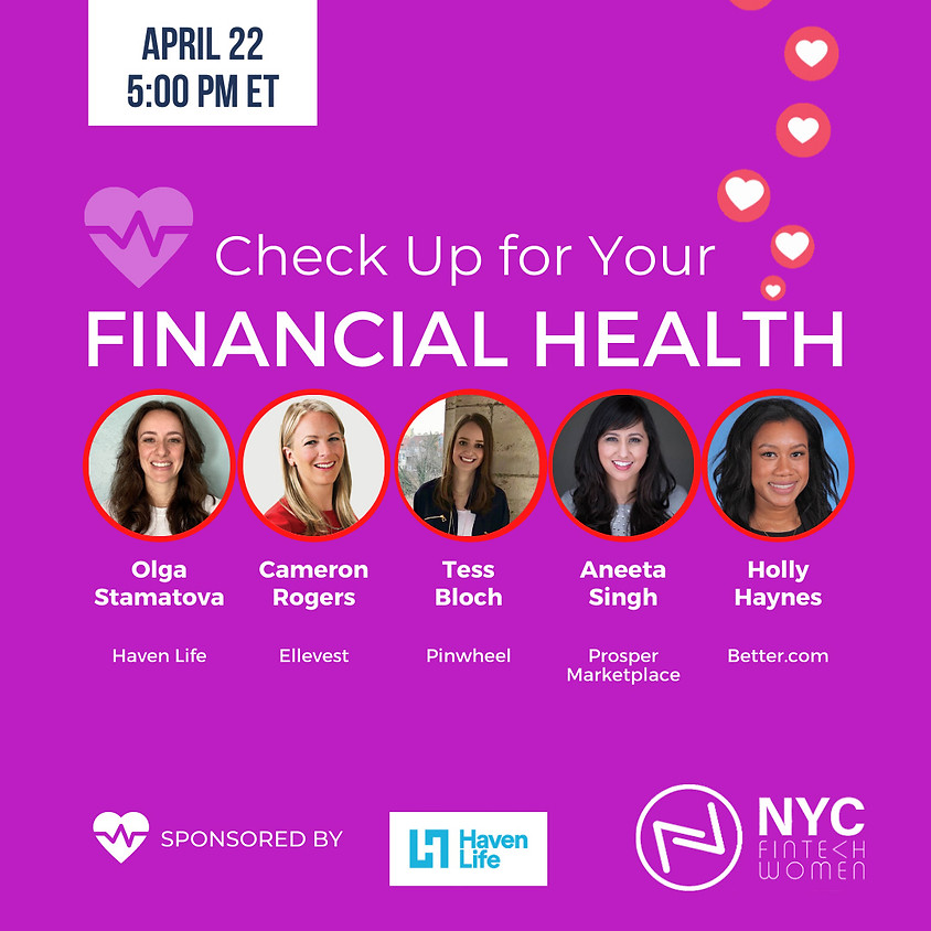 Check Up for Your Financial Health