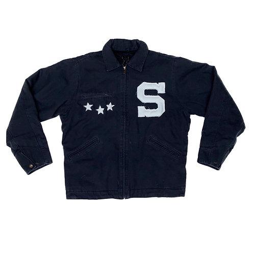210 Jacket (Steel Navy)