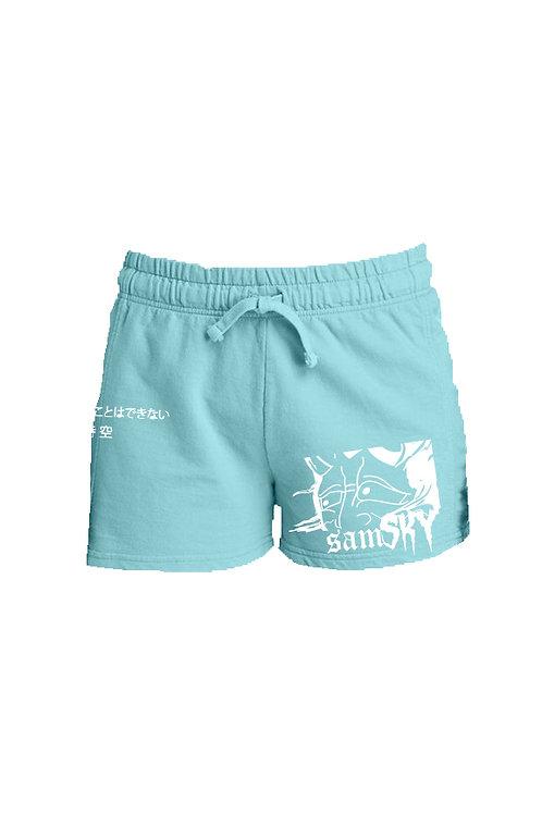 Ladies Samurai Shorts