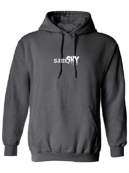 samSKY Logo Hoodie