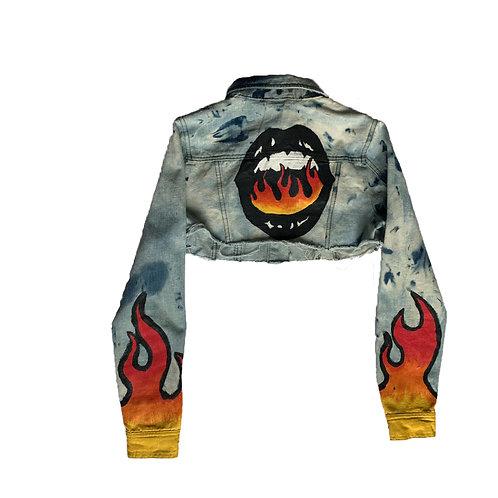 Kiss of Death Jacket