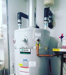 Boiler, Water heater
