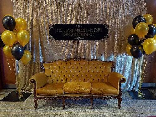 Golden Vintage Lounge