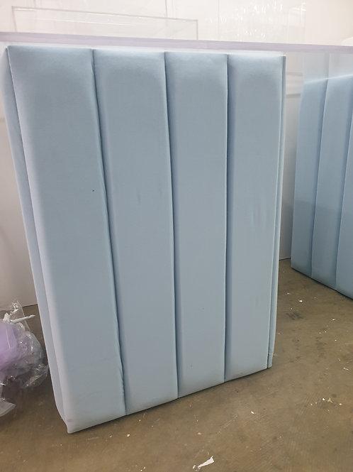 Velvet Plinth / Stand (Blue or Pink)