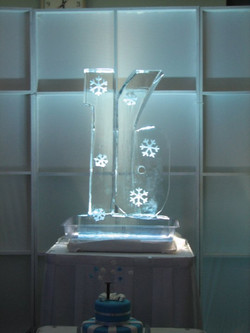 Ice Sculpture Sweet 16