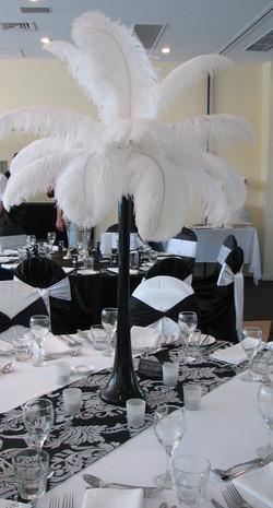 Art Deco Theme Black & White
