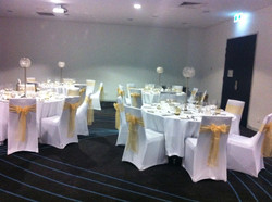 White and Gold Event