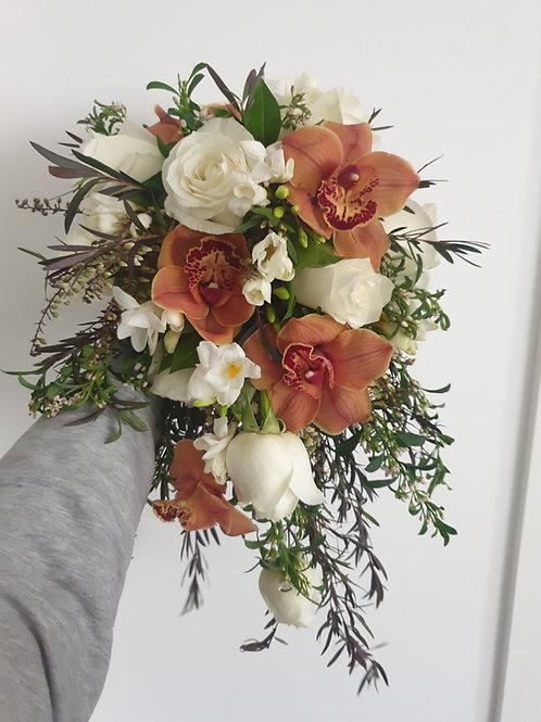 Teardrop Bouquet -Bridal Flowers