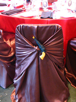 Cowboy Chair Covers