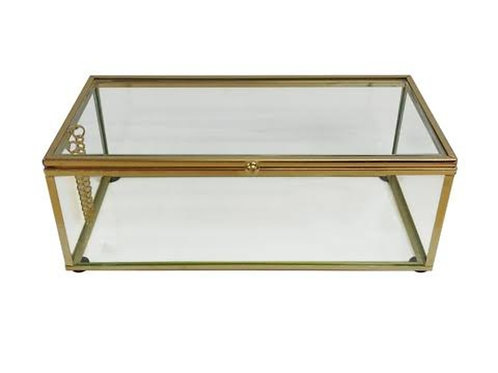 Gold Rimed Box
