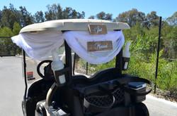 Golf Cart for Wedding