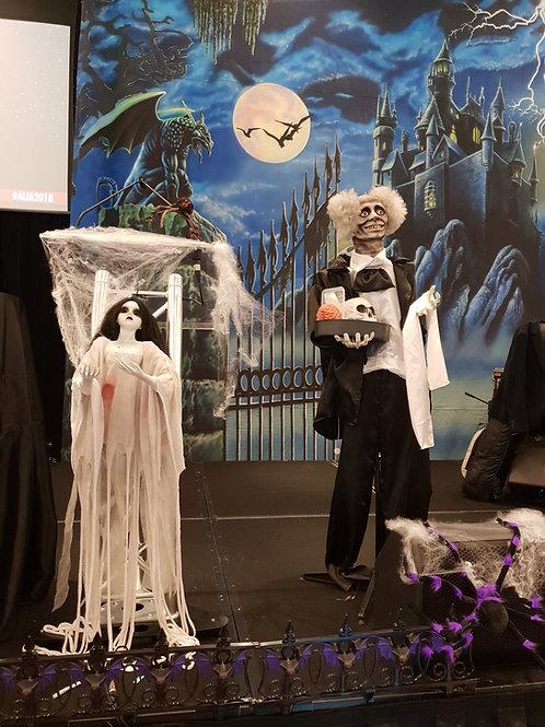 Halloween Prop - Brad the Butler
