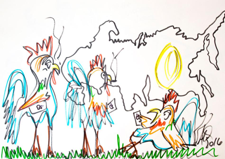 roosters golden egg 2.JPG