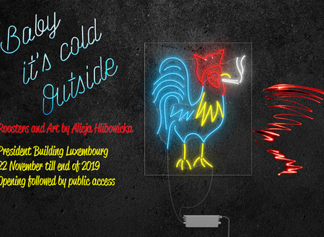 The rooster are coming back!