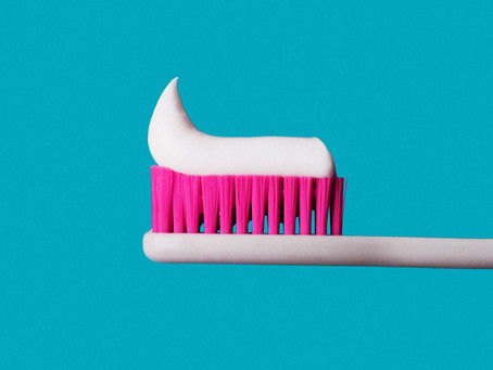 On the Power of Habits, or Why You Never Lose Your Toothbrush