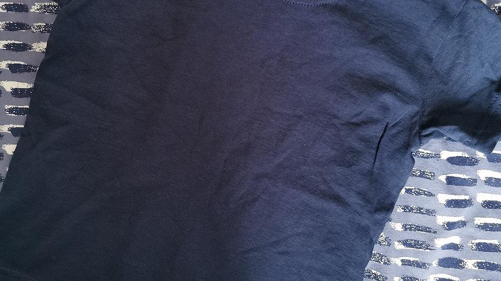 Child's Navy T-Shirt 2-3 years