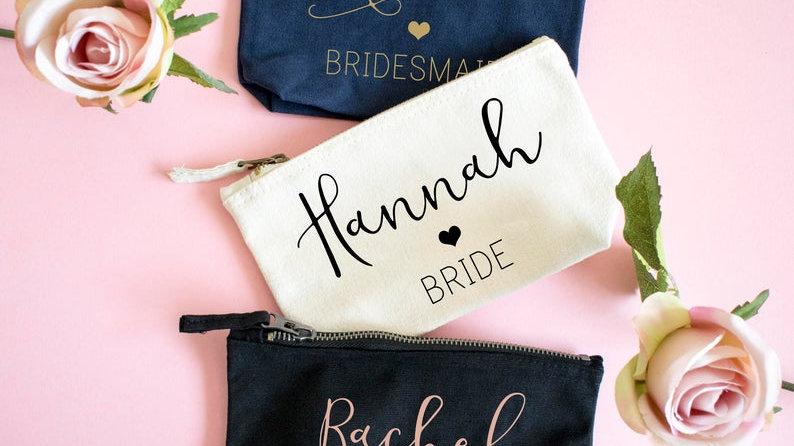Wedding Pouches