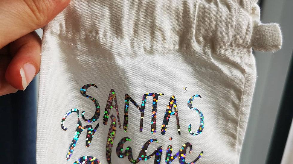 Santa's Magic Key Pouch