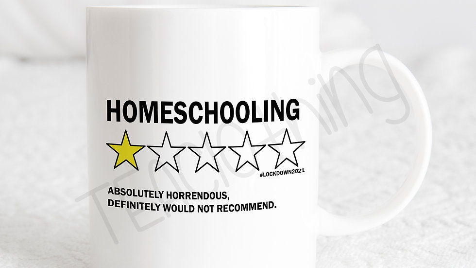 Homeschooling 1 Star