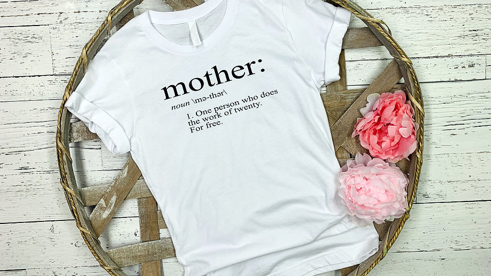 Mother: The Definition