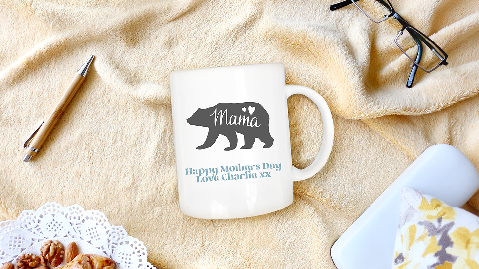Mama Bear Mother's Day Mug