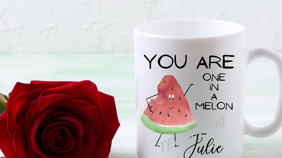 One In A Melon Mug
