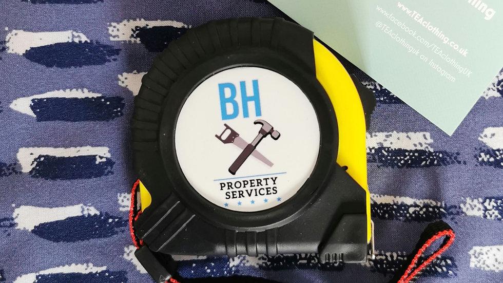 Customised Business Logo Tape Measure