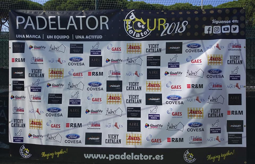 Padelator Tour 2017