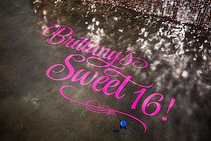 Brittany Gresham Sweet Sixteen SocialMed
