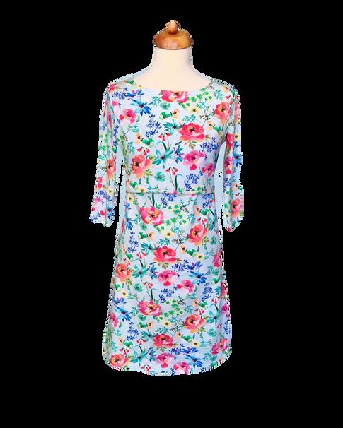Kojící šaty