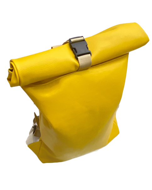 Koženkové batohy