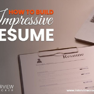 The  Purpose of Resume