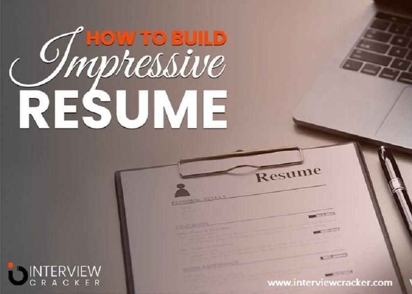 How to build impressive resume