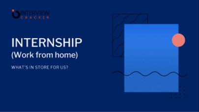 How to get online internship during lockdown?