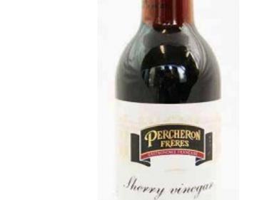 "Sherry Vinegar  250ml ""PERCHERON"""