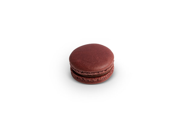 "Chocolate Macaron ""CACAO"""