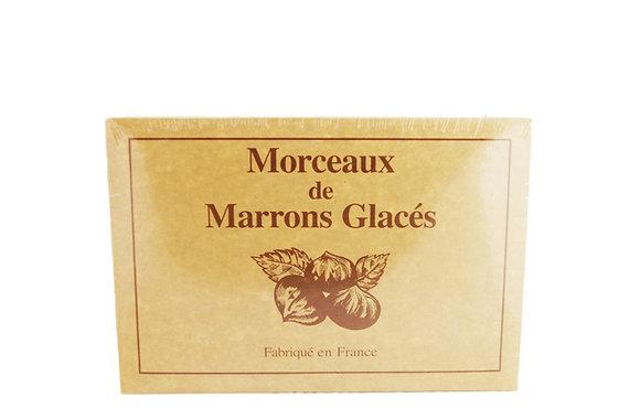 Marrons Glacés in Pieces